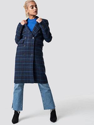 Mango Adore Coat blå
