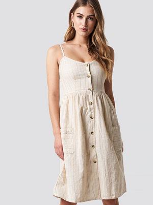 Mango Salvia Dress - Midiklänningar