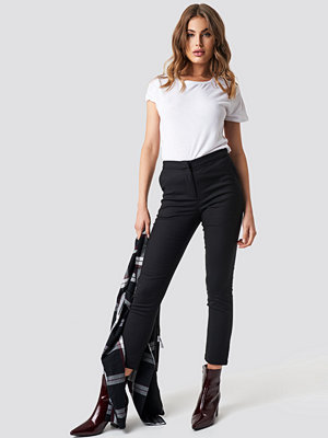 Rut & Circle svarta byxor Suit Pant svart