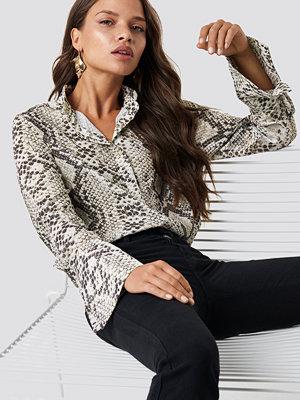 Trendyol Snake Patterned Shirt