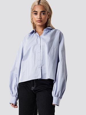 NA-KD Trend Volume Sleeve Shirt