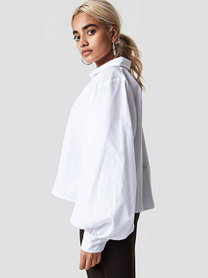 NA-KD Trend Volume Sleeve Shirt