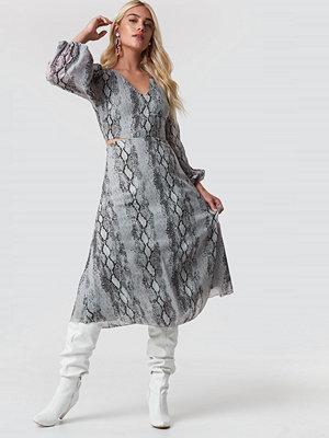 Trendyol Waist Lining Dress - Midiklänningar