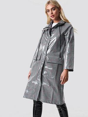 Trendyol Milla Raincoat grå