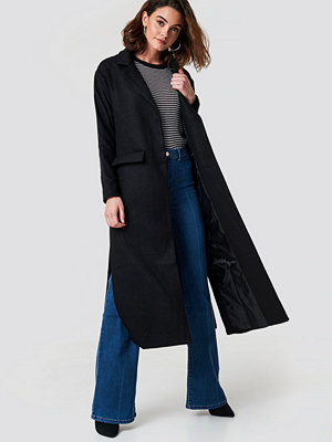 Trendyol Milla Long Coat svart
