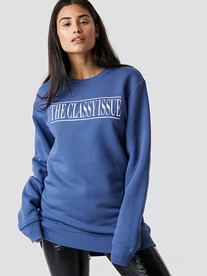The Classy Issue x NA-KD The Classy Excite Unisex Sweater