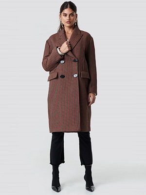 Mango Carlitos Coat multicolor