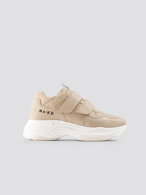 NA-KD Shoes Velcro Chunky Trainers