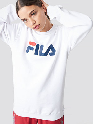 Fila Classic Pure Crew Sweat vit