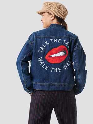 Jeansjackor - Dr. Denim Maureen Denim Jacket - Jeansjackor