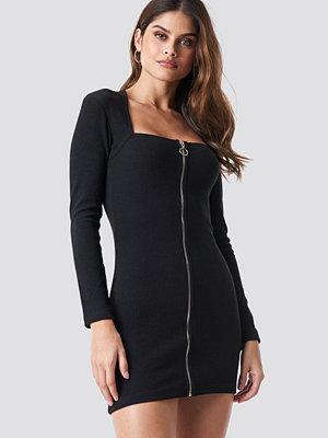 Motel Rocks Leah Mini Dress svart