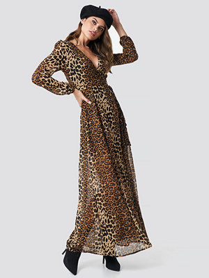 Glamorous Long Leo Dress - Maxiklänningar