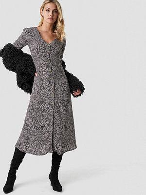 Mango Daisy Midi Dress - Midiklänningar