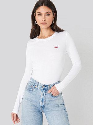 Levi's T-Shirt Med Logga vit