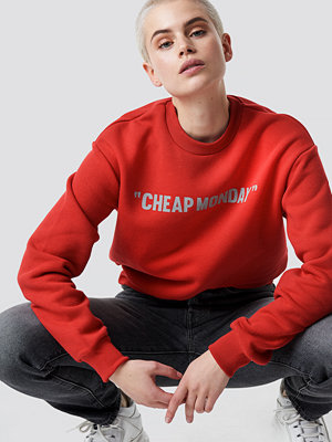 Cheap Monday Get Sweat Cheap Review