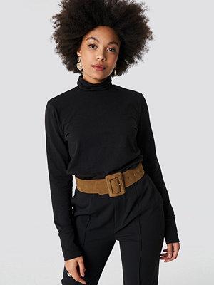 Trendyol Wide Buckle Belt - Bälten och skärp