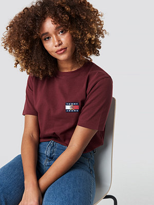 Tommy Jeans Crest Flag Tee
