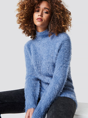 Rut & Circle Ferdone Knit blå