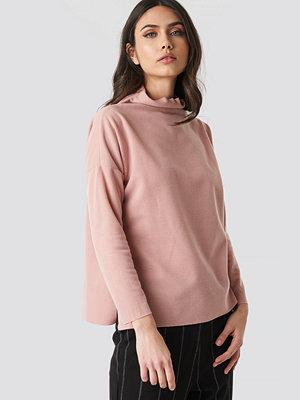 Trendyol Half Turtleneck Sweater rosa