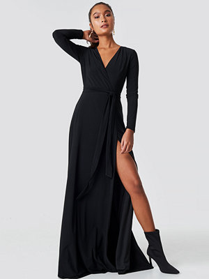 Trendyol Double Breasted Maxi Dress - Långklänningar