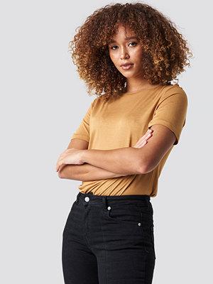 T-shirts - NA-KD Basic Viscose Basic Tee