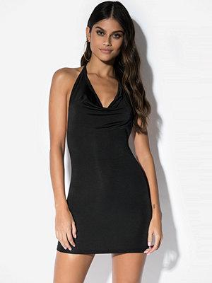 Rebecca Stella Halterneck Dress - Festklänningar