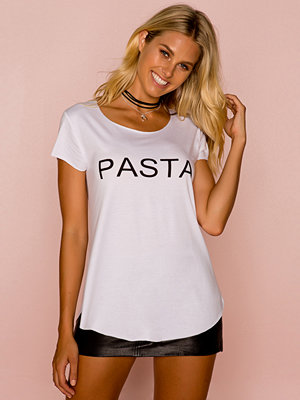 T-shirts - Roser Scoop Hem Pasta Tee