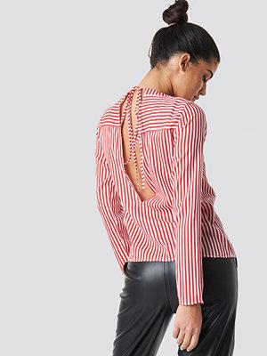 Rut & Circle Layla Back Knot Shirt - Skjortor