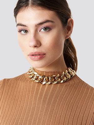 NA-KD Accessories Big Chain Necklace - Smycken