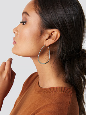 NA-KD Accessories Triangle Hoops - Smycken