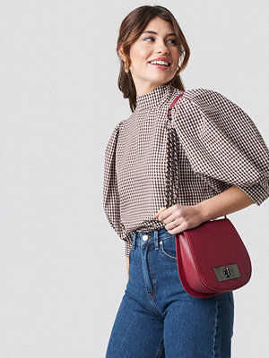 NA-KD Trend Puff Sleeve Blouse - Blusar