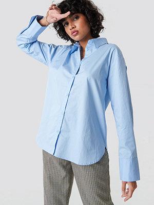 NA-KD Classic Oversized Shirt - Skjortor