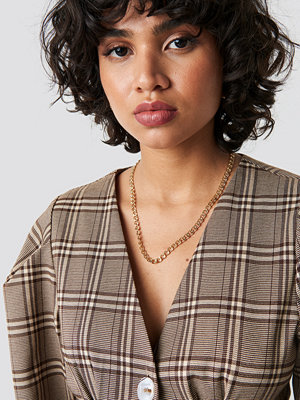 NA-KD Classic Curb Chain Necklace - Smycken