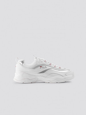 Fila Ray Low Wmn Sneaker vit