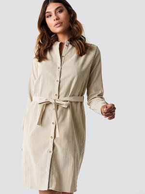 Sisters Point Valsi Dress 8 beige