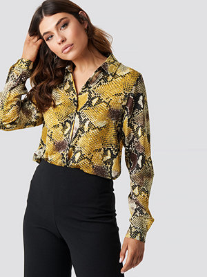 Sisters Point Nit Shirt multicolor gul