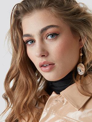 NA-KD Accessories Marble Earrings - Smycken
