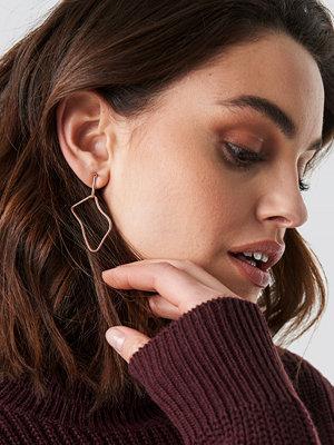 NA-KD Accessories Mini Uneven Earrings - Smycken