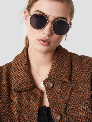 Solglasögon - Corlin Eyewear Siena Sunglasses svart guld