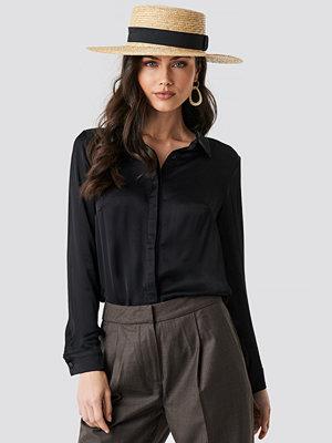 Trendyol Classic Milla Shirt svart