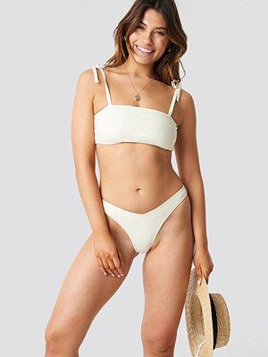 NA-KD Swimwear V Shape Bikini Bottom vit