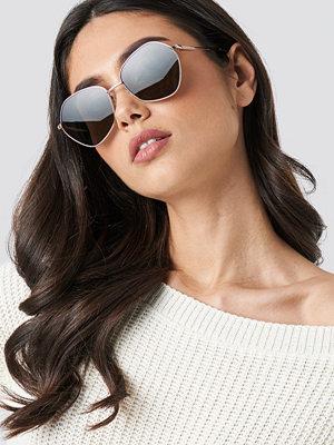 Solglasögon - Le Specs Escadrille guld