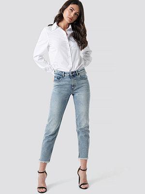 Cheap Monday Revive Hex Blue Jeans blå