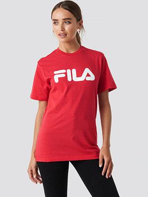 T-shirts - Fila Classic Pure Tee röd