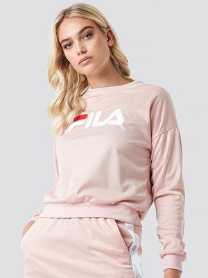 Fila Justyna Buttoned Crew rosa