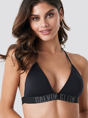 Calvin Klein Fixed Triangle RP Top svart