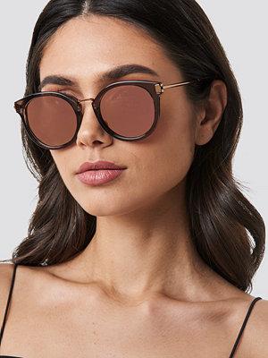 Le Specs Last Dance brun