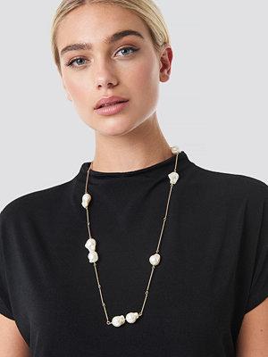 Mango smycke Tanzania Necklace guld