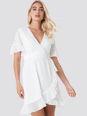 Sisters Point Greto Dress vit