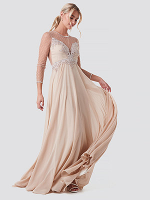 Ida Sjöstedt Alicia Dress beige